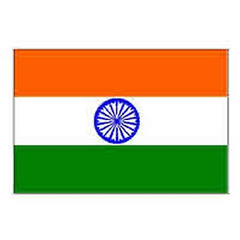 India Flag 5ft x 3ft With Eyelets For Hanging
