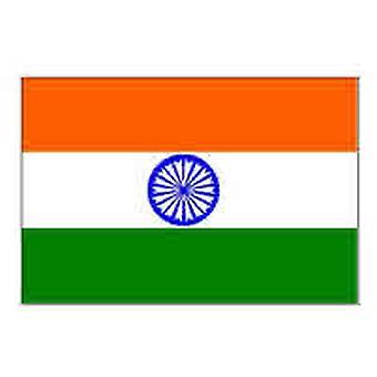India Vlag 5ft x 3ft Met oogjes voor Opknoping