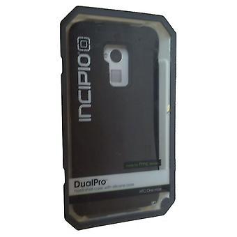 Incipio DualPro Case voor HTC One Max (zwart)