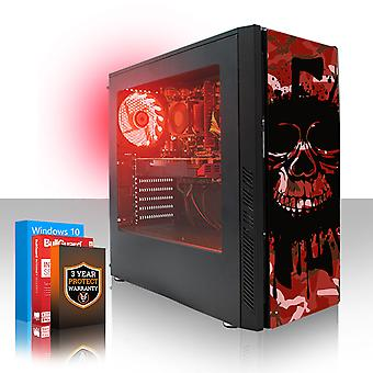 Heftige CHEETAH Gaming-PC, schnelle Intel Core i7 8700 K 4,5 GHz, 1 TB SSHD, 16 GB RAM, RTX 2060 6 GB