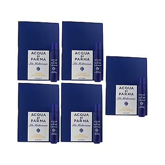 Acqua Di Parma 'Blu Mediterraneo Cedro Di Taormina' EDT 1.2ml ( Pack Of 5)