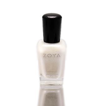 Zoya naturalnych paznokci - czarny, biały, Silvers (kolor: Genesis - Zp790)