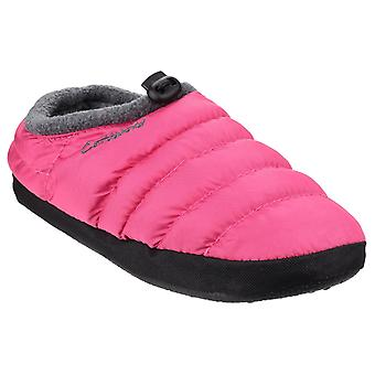 Cotswold Womens Camping Slipper Ladies Pink