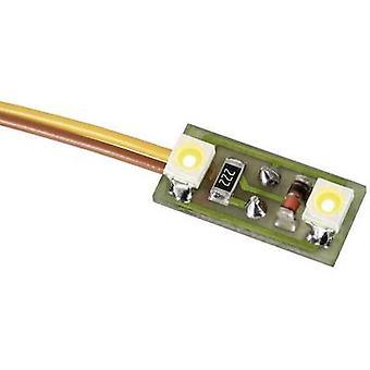Viessmann 6017 Building lighting + LEDs Yellow 1 pc(s)