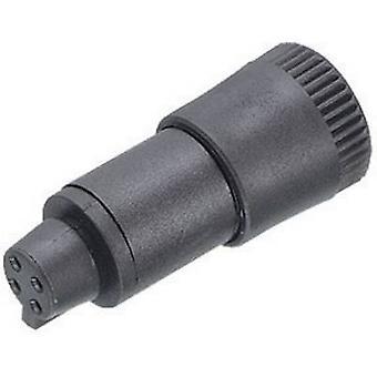 Carpeta 09-9764-70-04 Subminiatur-circular conector serie Nominal corriente (detalles): 3 A