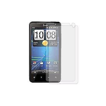 Solar Ultra Drop kras beschermfolie voor HTC levendige