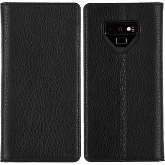 Case-Mate cuero Billetera Folio para Samsung Galaxy nota 9 - negro