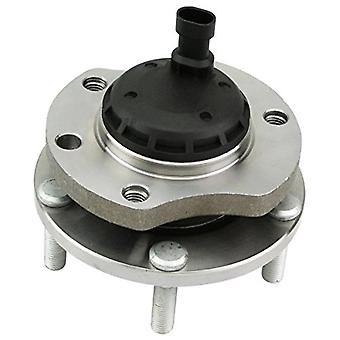 WJB WA513217 - Front Left Wheel Hub Bearing Assembly - Cross Reference: Timken HA590007/Moog 513217/SKF BR930373