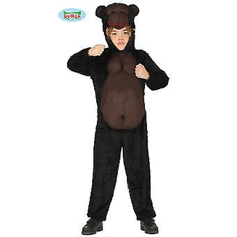 Fantasia de gorila macaco crianças fantasia de crianças de fantasia de gorila