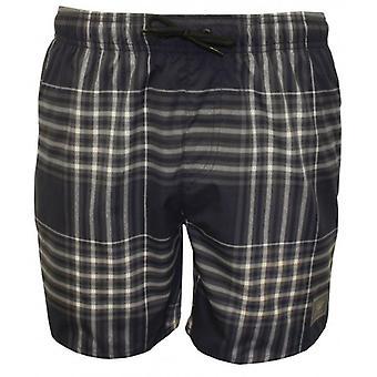 """Speedo garn farget av fritid 18"""" svømme Shorts, kull/Navy"""