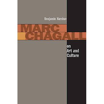Marc Chagall na sztuki i kultury przez Benjamin Harshav - 9780804748315 B