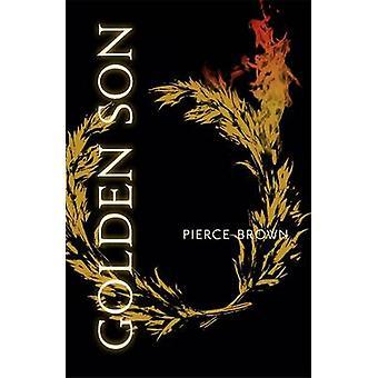 Kultainen poika Pierce Brown - 9781444759037 kirja