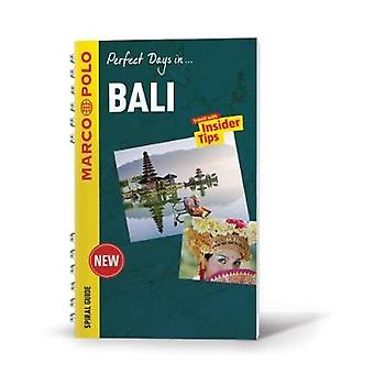 Bali Marco Polo Spiral Guide by Marco Polo - 9783829755504 Book