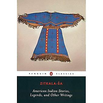 Indianske fortællinger, legender og andre skriftligt (Penguin Classics)