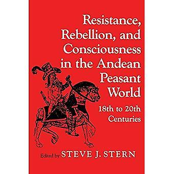 Résistance, révolte et la conscience dans le monde de paysan andin, 18e au 20e siècles