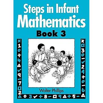 Les étapes dans le livre de mathématiques pour bébé 3: BK. 3 (Caraïbes)