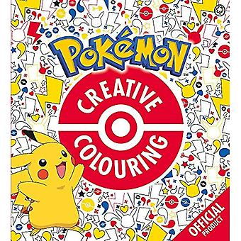 Création officielle de Pokemon coloriage