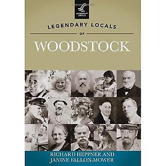 Legendary Locals of Woodstock, New York