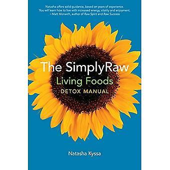 Simplyraw levend voedsel Detox handleiding
