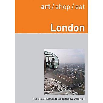 arte/tienda/comer Londres