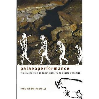 Paleoperformance: Uppkomsten av dramatik som Social praktik (SB - lagtexter)