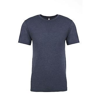 Next Level Mens Tri-Blend Crew Neck T-Shirt