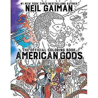 American Gods: Le livre de coloriage officiel