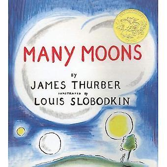Wiele księżyców