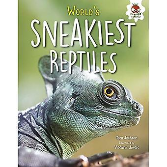 World's Sneakiest Reptiles (Extreme Reptiles)