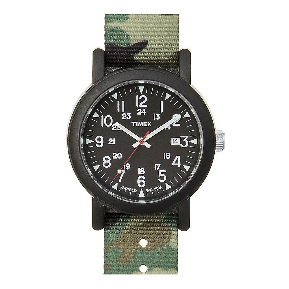 Timex Camper Green Black ABT503 Men's Watch