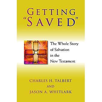Krijgen opgeslagen: Het hele verhaal van de zaligheid in het nieuwe Testament