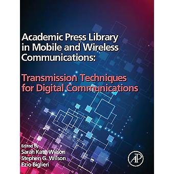 Academic Press bibliotheek in mobiele en draadloze communicatie door Biglieri & Ezio
