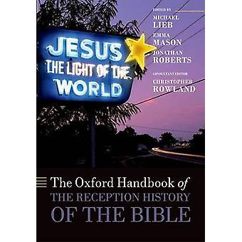 دليل أكسفورد لتاريخ الاستقبال من الكتاب المقدس من ليب آند مايكل