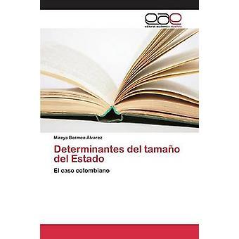 Determinantes del tamao del Estado av Bermeo lvarez Mireya