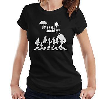 Umbrella Academy Abbey Road Damen T-Shirt