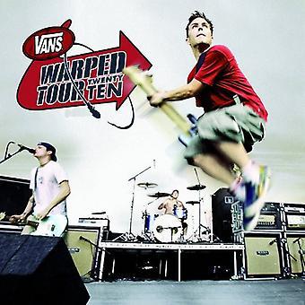 2010 Warped Tour Compilation - 2010 Warped Tour Compilation [CD] USA import