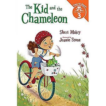 Gutten og Chameleon (ungen og kameleon: tid til å lese, nivå 3)