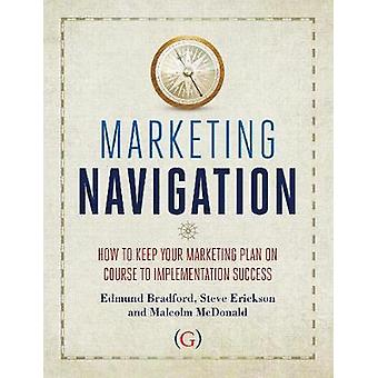 Marketing Navigation - How to Keep Your Marketing Plan on Course to Im