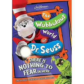 The Wubbulous World of Dr. Seuss: There Is Nothing to Fear in Here [DVD] USA import