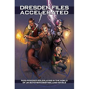 Dresden Files Accelerated RPG Book