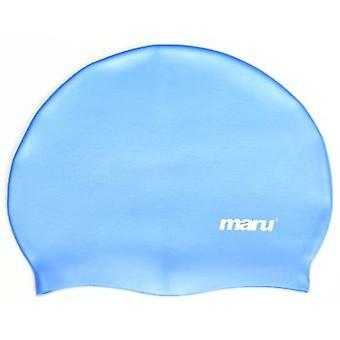 Chapeau de bain en silicone solide