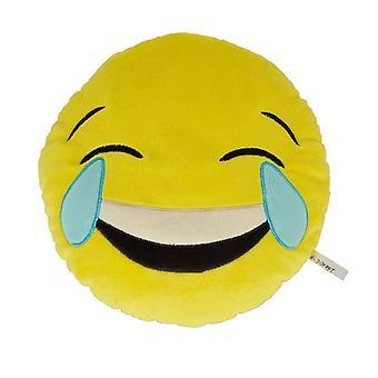Necknapperz Emoji Lol Pillow (blue Tears)