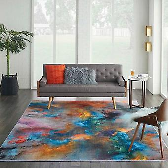 Le Reve LER03 Multi  Rectangle Rugs Funky Rugs