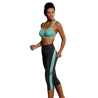 Anita 5537-839 Piscina Activa para Mujer Sujetador De Deportes Azules