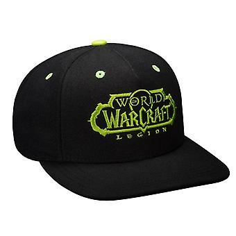 Baseball Cap - World of Warcraft - Legion Darkness Snap Back Hat Licensed j6409