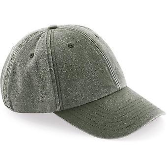 Beechfield - Low-Profile Vintage Baseball Cap - Hat