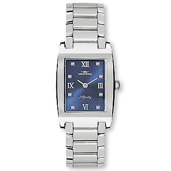 Mondia affinity Quartz Analog Women's Watch with Stainless Steel Bracelet 1-683-RD3