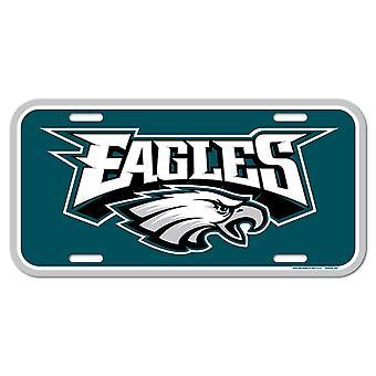 Wincraft NFL License Plate - Philadelphia Eagles