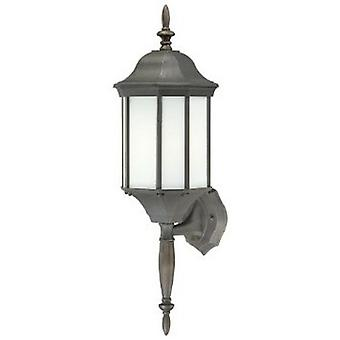 Thomas Lighting PL946163 Hawthorne Outdoor Wall Lantern, Painted Bronze