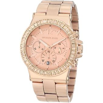 Michael Kors Mk5412 Ladies Rose Gold Dylan Watch